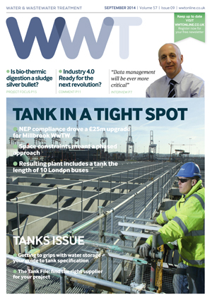 Water & Wastewater Treatment magazine
